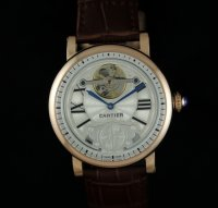 Cartier Flying Tourbillon Minute Repeater Replica Watch