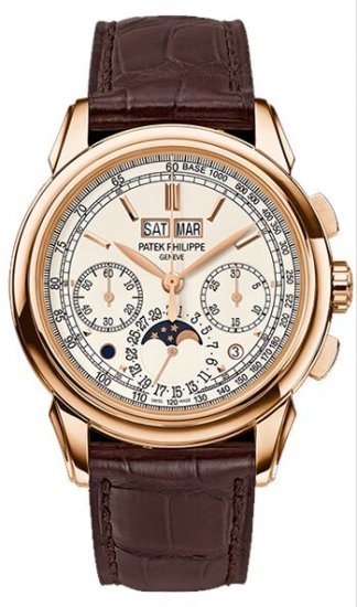 Patek Philippe Grand Complication Mens Watch Fake