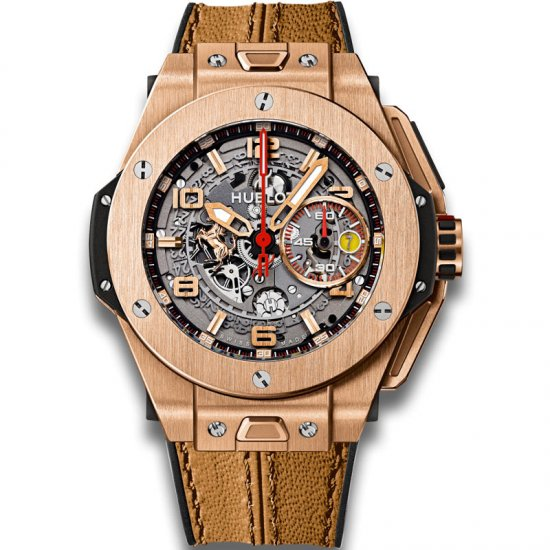 Hublot Big Bang Ferrari King Gold 401.OX.0123.VR