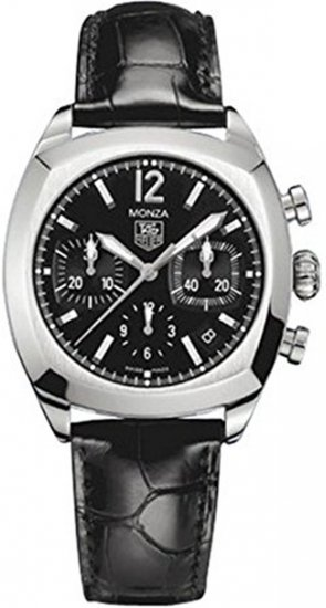 Tag Heuer Monza Chronograph Mens Watch CR2113.FC6164
