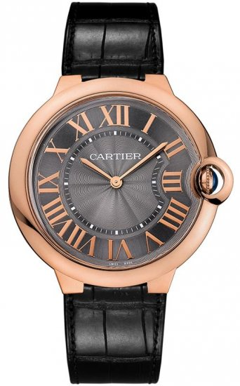 Cartier Ballon Bleu de Cartier 40mm Pink Gold Watch W6920089 Replica