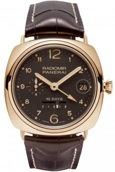 Panerai Radiomir 10 Days GMT Automatic Oro Rosso PAM00497