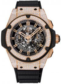 Hublot King Power UNICO Chronograph Gold 48mm 701.OX.0180.RX.1704