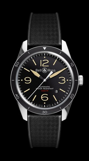 Bell & Ross BR 123 SPORT HERITAGE