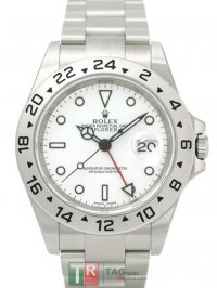 ROLEX EXPLORER II 16570 Replica White Dial Automatic Watch