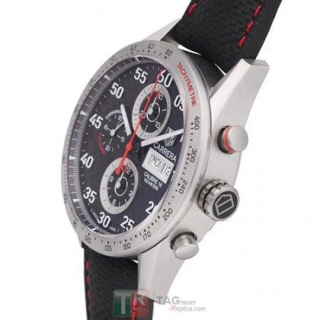 TAG Heuer Carrera Tachymetre Chronograph Day Date CV2A80.FC6256