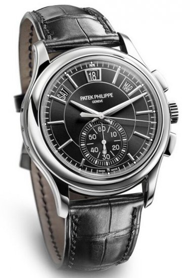 Patek Philippe Complications Watch Fake 5905P.010