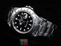 ROLEX EXPLORER II 16570 C Black Dial Automatic Replica Watch
