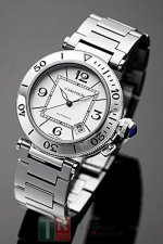Cartier PASHA SEA-TIMER W31080M7