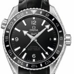 Omega Seamaster Planet Ocean 600 M Omega Co-axial GMT 43.5 mm Replica