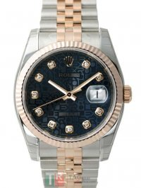Replica ROLEX DATEJUST 116231G Watch