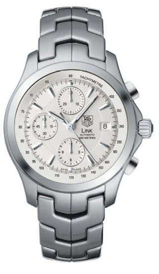 Tag Heuer Link Automatic Chronograph Men\'s Watch CJF2111.BA0576