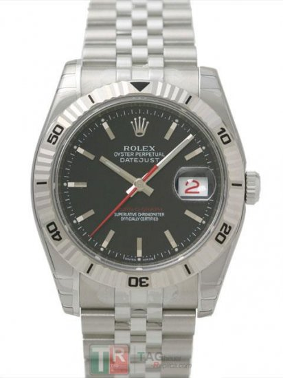 Replica ROLEX DATEJUSTTURN-O-GRAPH 116264B Watch