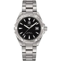 Tag Heuer Aquaracer Automatic Black Dial Stainless Steel Men's Watch WAY2110.BA0928