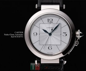 Cartier Pasha 42mm Automatic W3018751