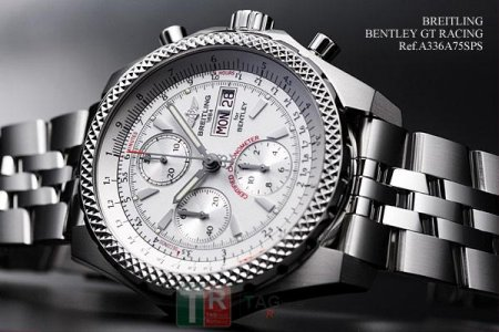 BREITLING BENTLEY MOTORS GT RACING A336A75SPS