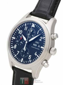 IWC Pilot's watches Classics Double Chronograph Top-Gun IW3799