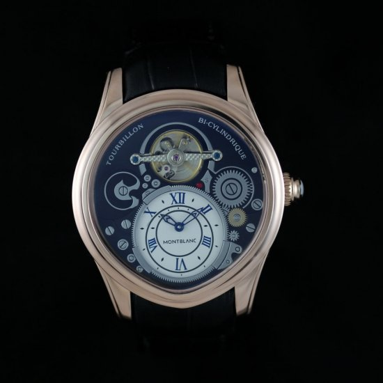 New 2013 Montblanc Tourbillon Bi-Cylindrique Replica Watch