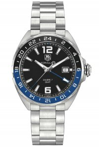 Tag Heuer Formula 1 Automatic Black Dial Men's Watch WAZ211ABA0875