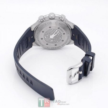 IWC Aquatimer Automatic Chronograph Cousteau Divers 2007 IW37810