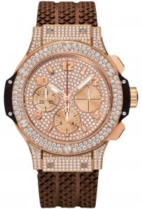 Hublot Big Bang Cappuccino Gold 41mm 341.PC.9010.RC.1704