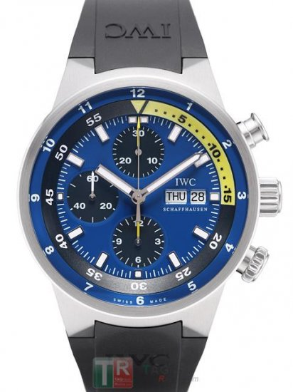 IWC Aquatimer Automatic Chronograph Cousteau Divers IW376702