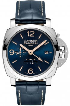 Panerai Luminor 1950 10 Days GMT Automatic Acciaio PAM00689