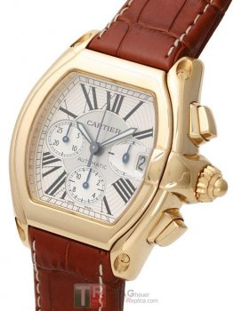 Cartier ROADSTER CHRONOGRAPH W6201Y3