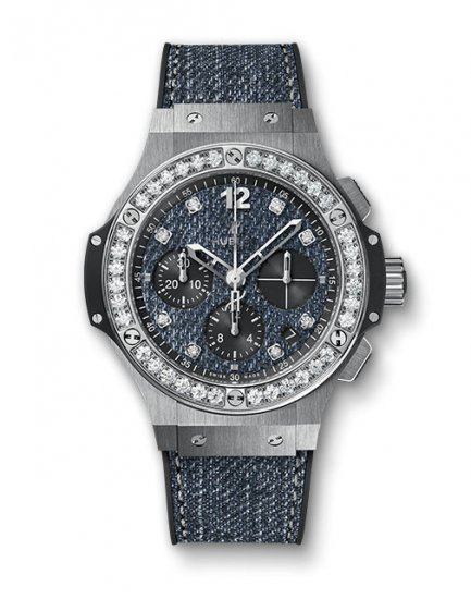 Hublot Big Bang Jeans Steel Diamonds 341.SX.2770.NR.1204.JEANS