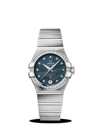 OMEGA Constellation Co-Axial 27mm 123.15.27.20.53.001