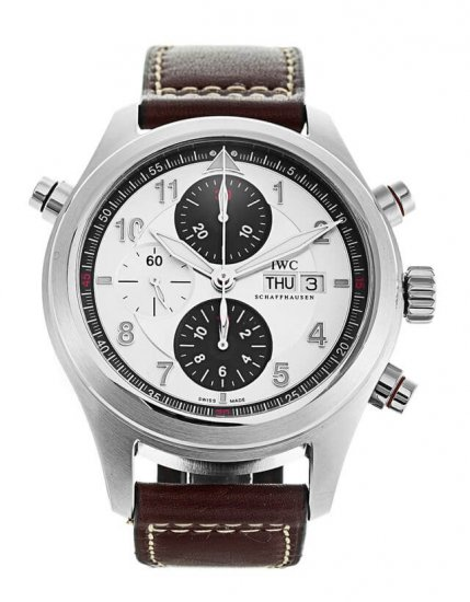 IWC Pilot\'s Spitfire Double Chronograph Automatic Mens Watch IW371802
