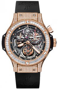 Hublot Bigger Bang Tourbillon Jewellery 44mm 308.px.130.rx.094