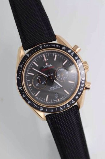 OMEGA SPEEDMASTER CO-AXIAL GMT CHRONOGRAPH 321.90.44.52.01.001 MoonWatch