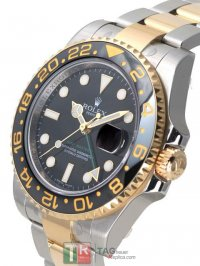 ROLEX GMT-MASTER II 116713 Black Dial Replica Watch