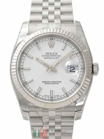 ROLEX DATEJUST 116234K Replica Watch