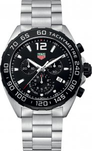 Tag Heuer Formula 1 Chronograph Black Dial Men's Watch CAZ1010.BA0842