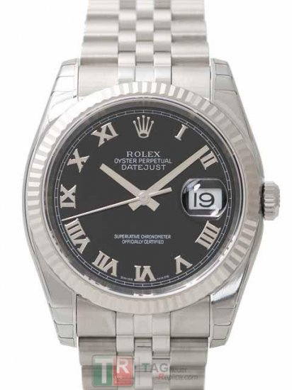 ROLEX DATEJUST 116234A Replica Watch