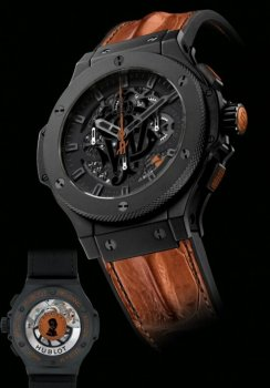 Hublot Big Bang Aero Johnnie Walker Whisky Limited Edition Watch Replica