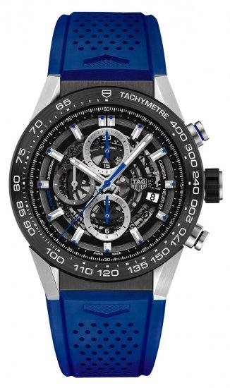Tag Heuer Carrera Chronograph Automatic Men\'s Watch CAR2A1T.FT6052