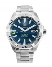 Tag Heuer Aquaracer Automatic Blue Dial Men's Watch WAY2012.BA0927