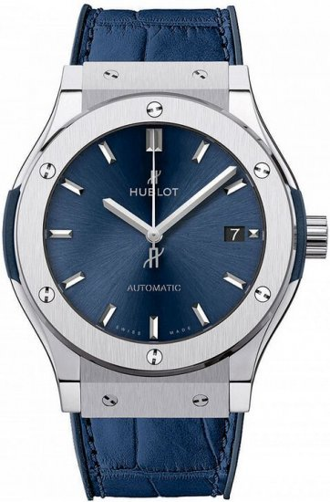 Hublot Classic Fusion Automatic Titanium 45mm Watch Replica