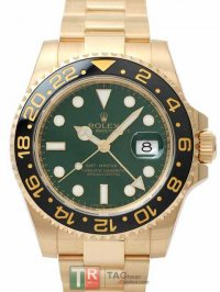 Replica ROLEX GMT-MASTER II 116718 LN Green Dial Automatic Watch