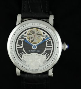 Replica Cartier Flying Tourbillon Minute Repeater Watch
