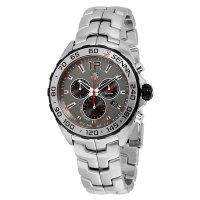 Tag Heuer Formula 1 Senna Edition Grey Dial Stainless Steel Men's Watch CAZ1012.BA0883