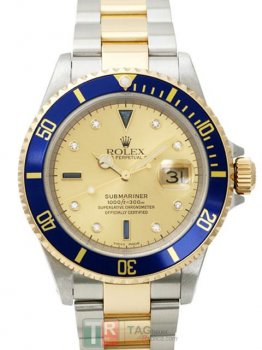 ROLEX SUBMARINER DATE 16613SGA Replica Watch