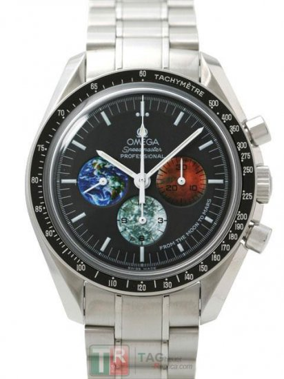 Replica OMEGA SPEEDMASTER COLLECTION PROFESSIONAL FROM THE MOON TO MARS 3577.50