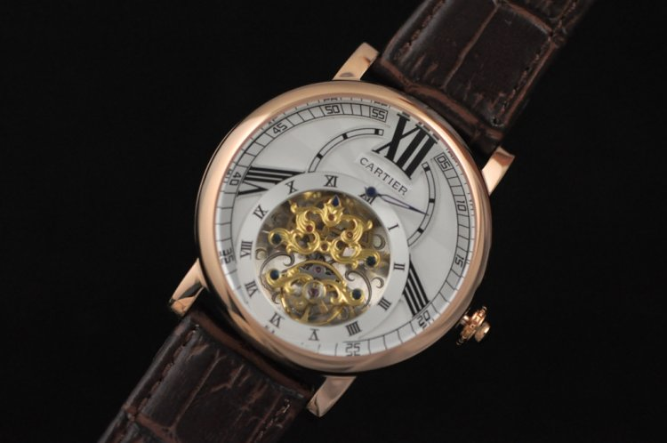 Cartier Rotonde de Cartier Mysterious Double Tourbillon 4 Watch
