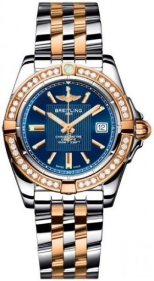 Breitling Galactic 32 Women\'s C71356L2/C813/367C Watch