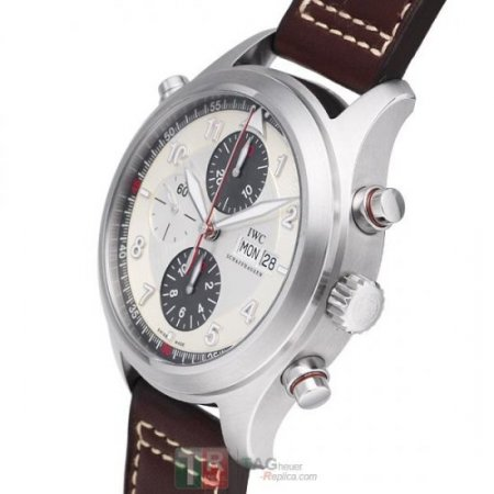 IWC Pilot's watches Classics Spitfire Double Chronograph IW3718