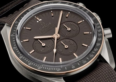 OMEGA Speedmaster Professional Apollo 11 - 45th Anniversary Replica